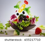 Healthy Food  Fresh Vegetables...