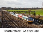 twyford  uk   december 11  a... | Shutterstock . vector #655221280