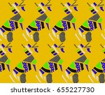 Fashionable Seamless Pattern I...