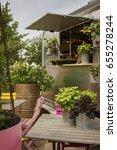 image of garden festival plant... | Shutterstock . vector #655278244