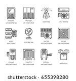 ventilators   air conditioners. ...   Shutterstock .eps vector #655398280