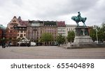 malmo  sweden   may 31  2017 ... | Shutterstock . vector #655404898