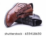 shoes | Shutterstock . vector #655418650
