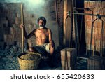 asia worker man labor india...