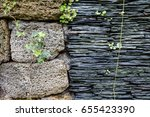 Junction Of Walls With Two...