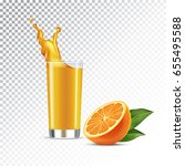 vector realistic illustration... | Shutterstock .eps vector #655495588
