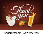 """thank you"" paper hand... 
