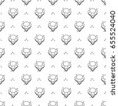 abstract seamless pattern with...   Shutterstock .eps vector #655524040