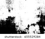 texture concrete wall useful as ... | Shutterstock .eps vector #655529284