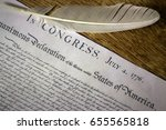Declaration Of Independence...