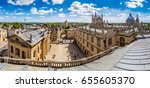 panorama of the center of... | Shutterstock . vector #655605370