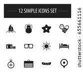 set of 12 editable journey...