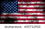 united states of america flag... | Shutterstock . vector #655712920