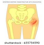 vector illustration of healthy...   Shutterstock .eps vector #655754590