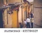 cairo  egypt  april 15  2017 ... | Shutterstock . vector #655784329