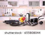 kitchenware for cooking classes