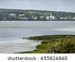 ukraine village markivtsi  near ... | Shutterstock . vector #655826860