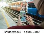 bangkok  thailand   june 2 ... | Shutterstock . vector #655833580