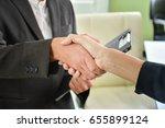 business woman | Shutterstock . vector #655899124