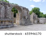 ruins of ancient city of... | Shutterstock . vector #655946170