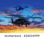 3d illustration of two...   Shutterstock . vector #656024599