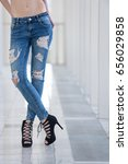 fashion.  | Shutterstock . vector #656029858