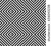 vector seamless pattern.... | Shutterstock .eps vector #656043238