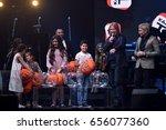 brooklyn  ny   june 03  lottery ... | Shutterstock . vector #656077360