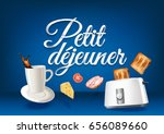 """breakfast"" in french language  ... 