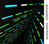 modern graphic design elements. ... | Shutterstock .eps vector #656099398