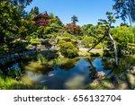 Japanese Garden At Golden Gate...
