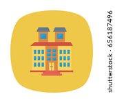 building | Shutterstock .eps vector #656187496