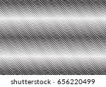 abstract halftone line... | Shutterstock .eps vector #656220499