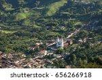 view of jerico  antioquia | Shutterstock . vector #656266918