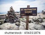 Mount Washington Summit New...