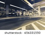 china shanghai  night road... | Shutterstock . vector #656331550
