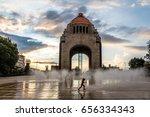 mexico city  mexico   nov 4 ... | Shutterstock . vector #656334343