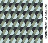 trapezoid pattern   Shutterstock .eps vector #656351620