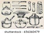 Kitchenware Set. Beautiful...