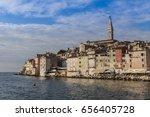 rovinj  croatioa  september 26  ...   Shutterstock . vector #656405728