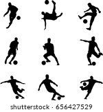 very high quality detailed set... | Shutterstock .eps vector #656427529
