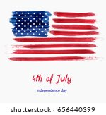 usa independence day background.... | Shutterstock .eps vector #656440399