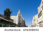 valencia  spain   march 10 ... | Shutterstock . vector #656508043