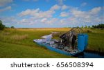 Small photo of Everglades airboat.