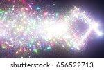 petals of cherry blossom. 3d... | Shutterstock . vector #656522713