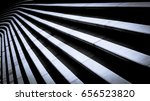 stairs | Shutterstock . vector #656523820