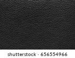 black leather texture | Shutterstock . vector #656554966