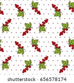 seamless vector pattern. bright ... | Shutterstock .eps vector #656578174