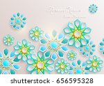 ramadan kareem greeting card...   Shutterstock .eps vector #656595328