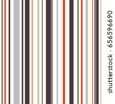 seamless striped pattern in... | Shutterstock .eps vector #656596690